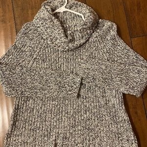 COZY SWEATER WITH TURTLENECK